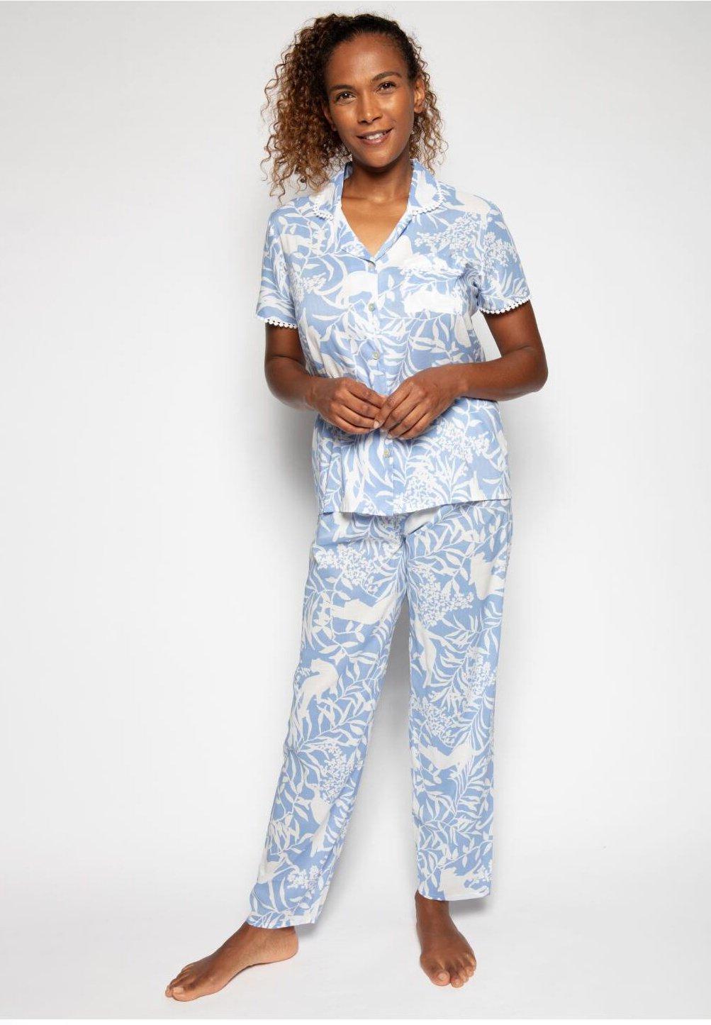 Femme Pyjama - blue