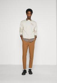 Marc O'Polo DENIM - LONG SLEEVE - Sweatshirt - scandinavian beige - 1
