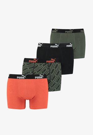 4 PACK - Pants - gruen