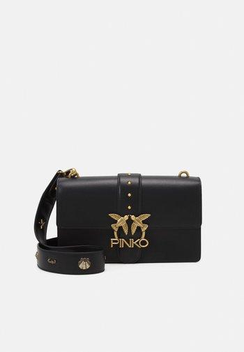 LOVE CLASSIC ICON SIMPLY - Handbag - black