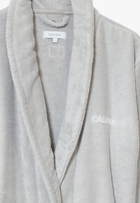 Calvin Klein Underwear - ROBE - Dressing gown - grey - 2
