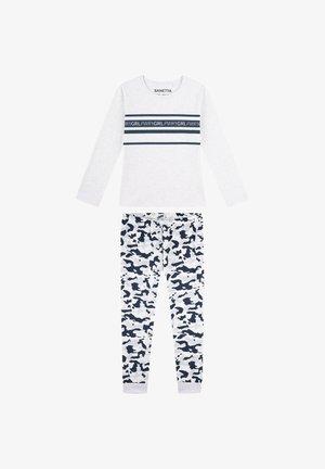 Pyjama set - hellgrau