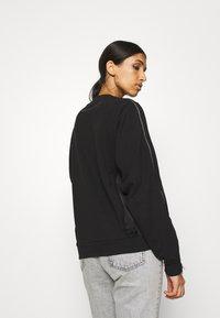 Diesel - F-ROSETTA SWEAT-SHIRT - Sweater - black - 2