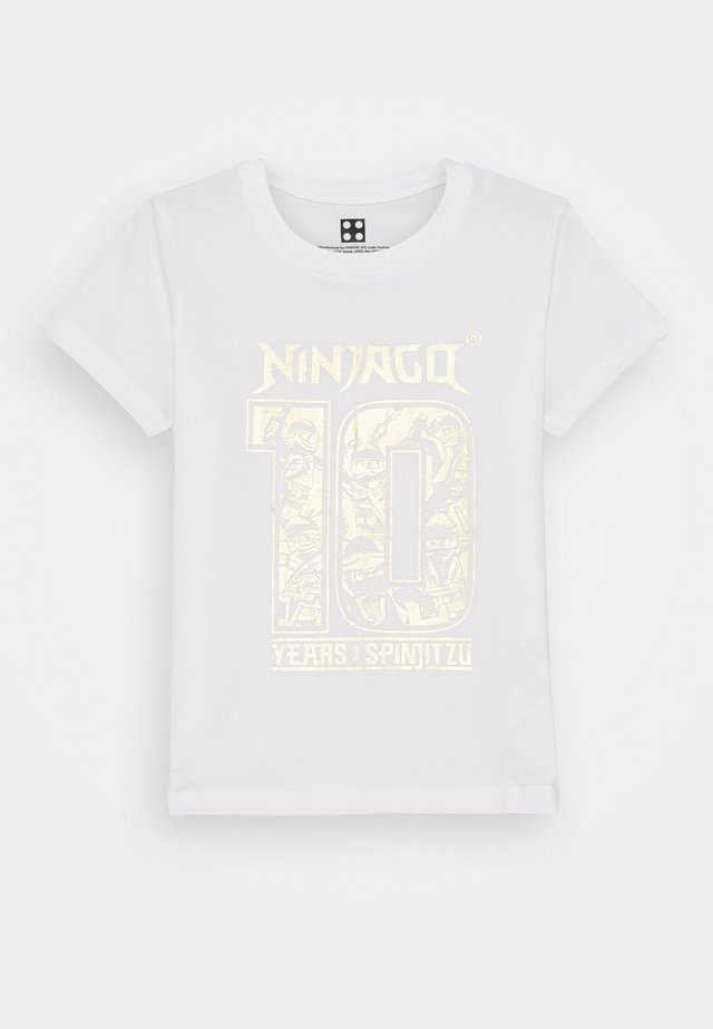 NINJAGO JUBILÄUM  - T-shirt print - off white