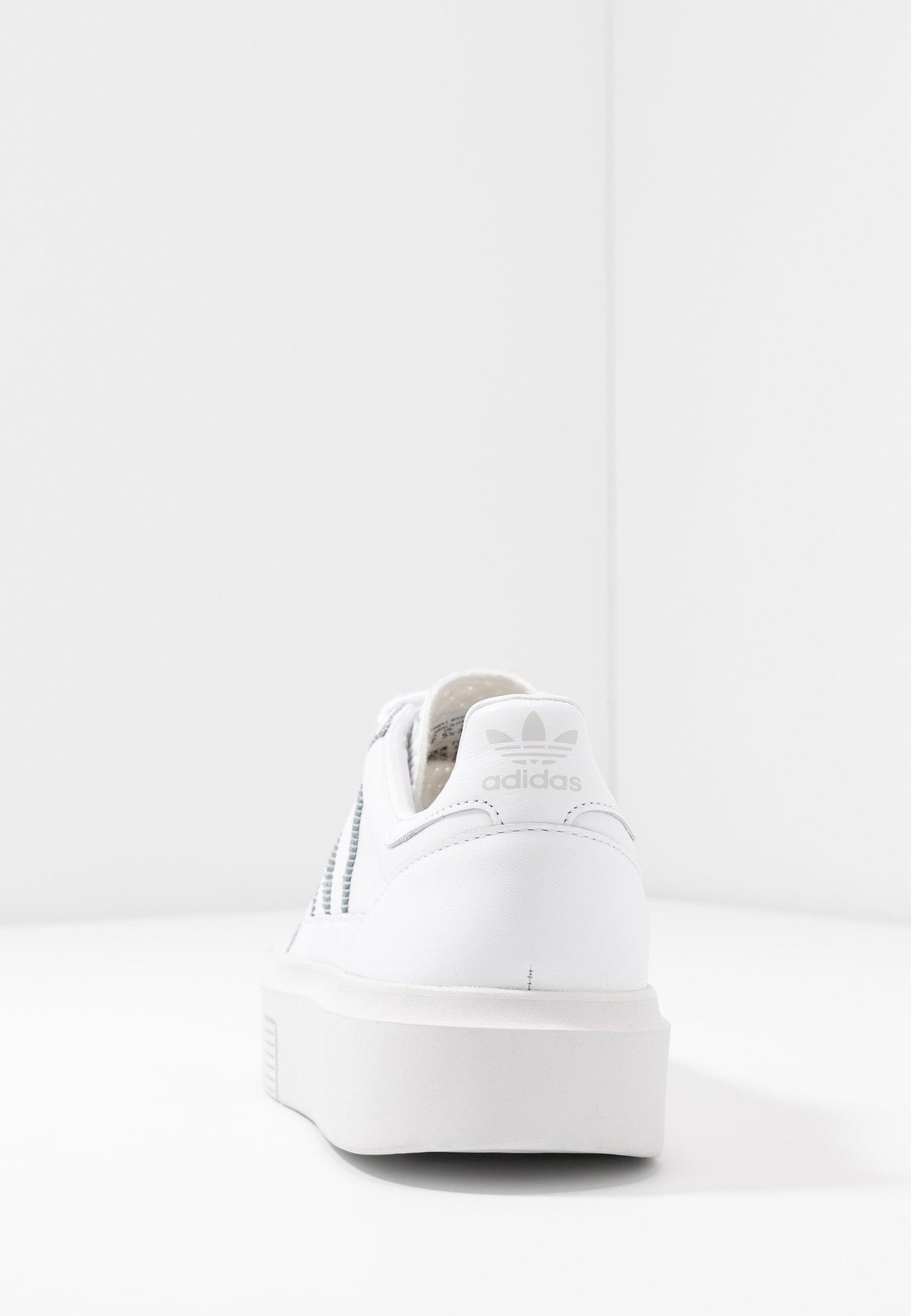 Adidas Originals Sleek Super 72 - Joggesko Footwear White/crystal White/hvit