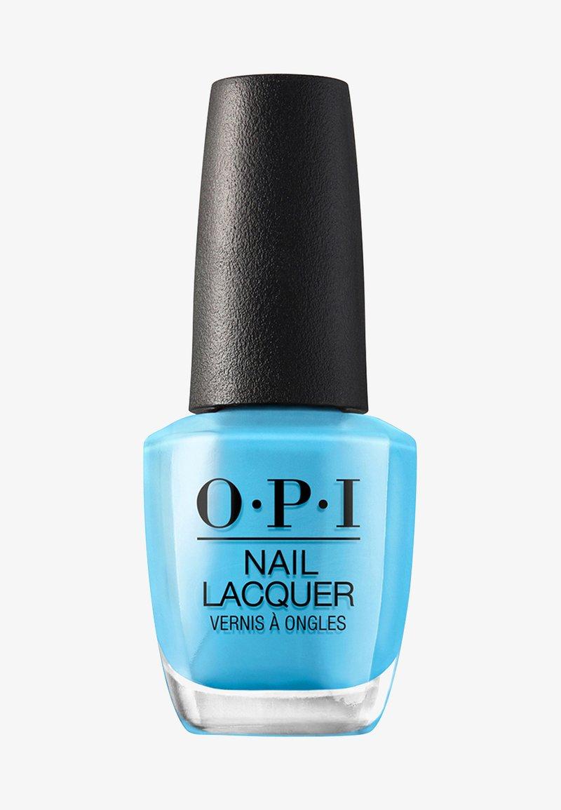 OPI - NAIL LACQUER - Nail polish - nlb 83 no room for the blues