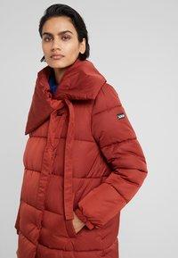 HUGO - FASALLI - Winter coat - rust copper - 4