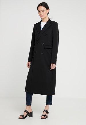 DUSTER - Cappotto classico - black