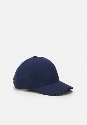 UNISEX - Caps - midnight navy/mean green