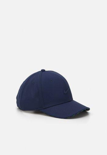 UNISEX - Cap - midnight navy/mean green