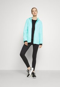 Regatta - HAMARA  - Waterproof jacket - cool aqua - 1