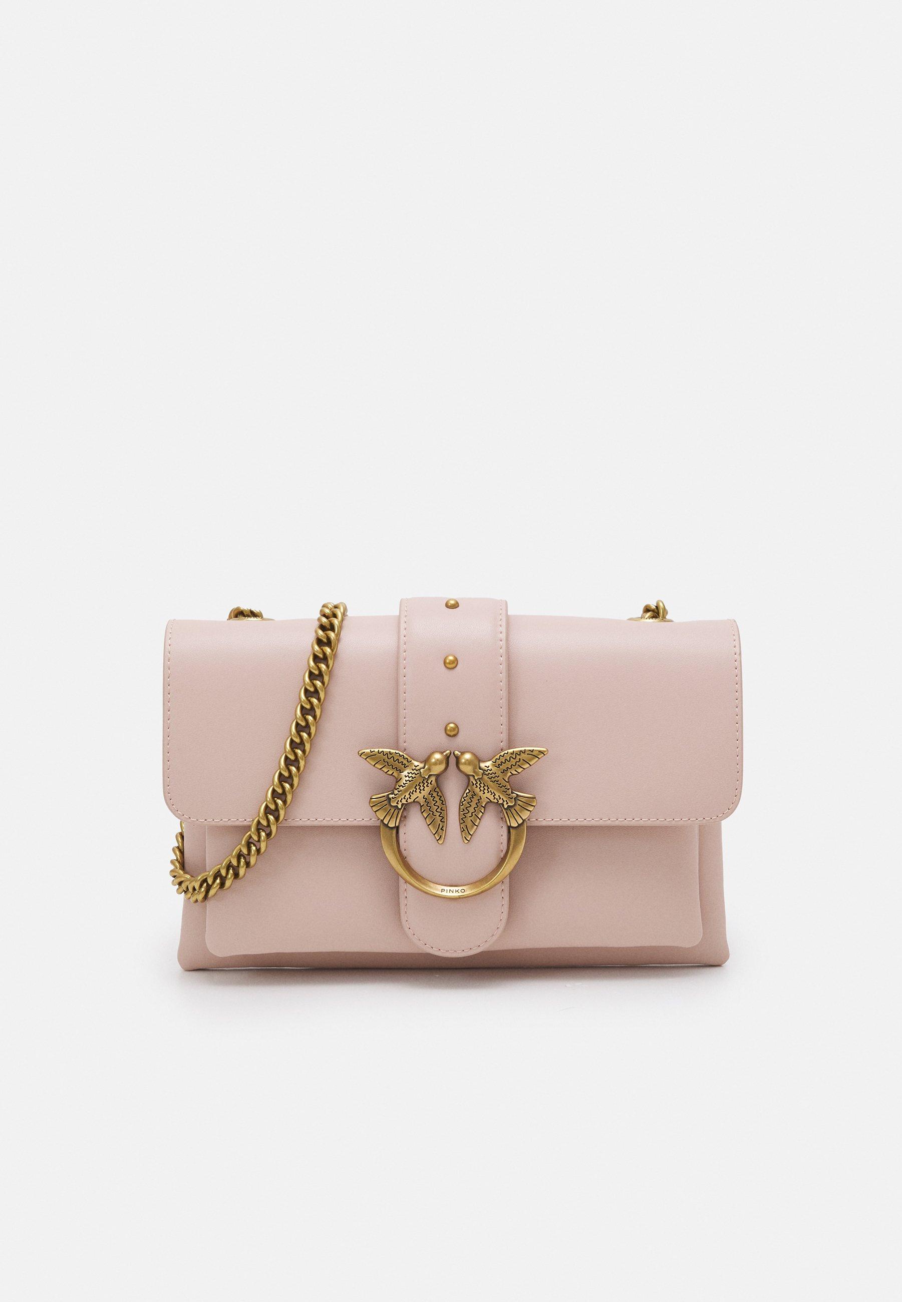 Women LOVE MINI SOFT SIMPLY SETA ANTIQUE - Across body bag
