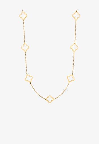ELARA  - Necklace - goldfarbend
