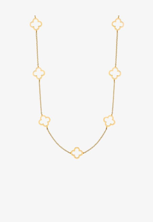ELARA  - Náhrdelník - goldfarbend