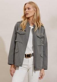 Odd Molly - JODIE - Summer jacket - faded cargo - 2