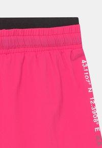 Ellesse - VESPIO - Pantalón corto de deporte - pink - 2