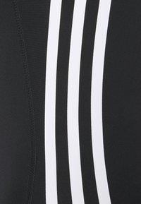 adidas Performance - LEOTARD  - Gym suit - black/white - 6