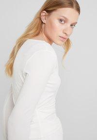 By Malene Birger - KANIA - Long sleeved top - soft white - 3