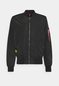 Alpha Industries - PARACHUTE - Bomber Jacket - black - 5