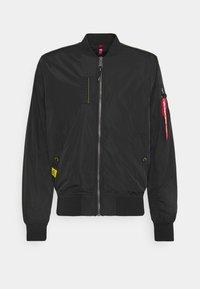 PARACHUTE - Bomber Jacket - black
