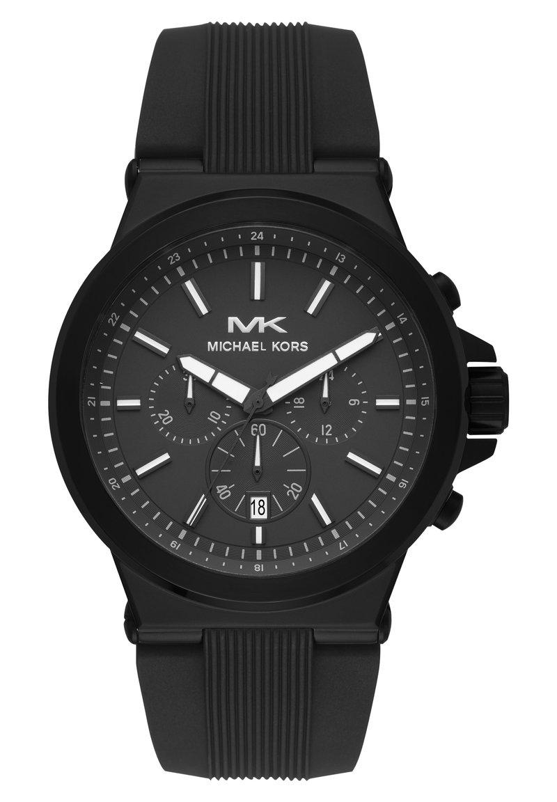Michael Kors - Chronograph watch - black