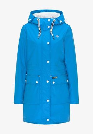 Waterproof jacket - blau