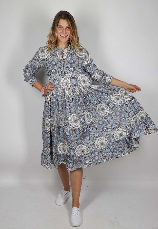 LILIANA - Day dress - hellblau