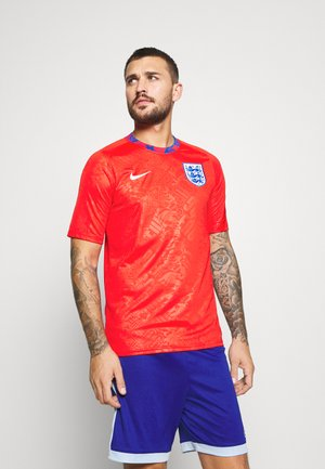 ENGLAND - Club wear - challenge red/white