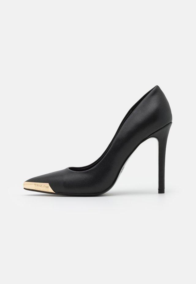 Zapatos altos - nero