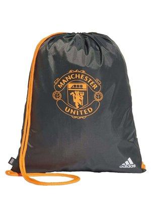 MANCHESTER UNITED GYM SACK - Drawstring sports bag - green
