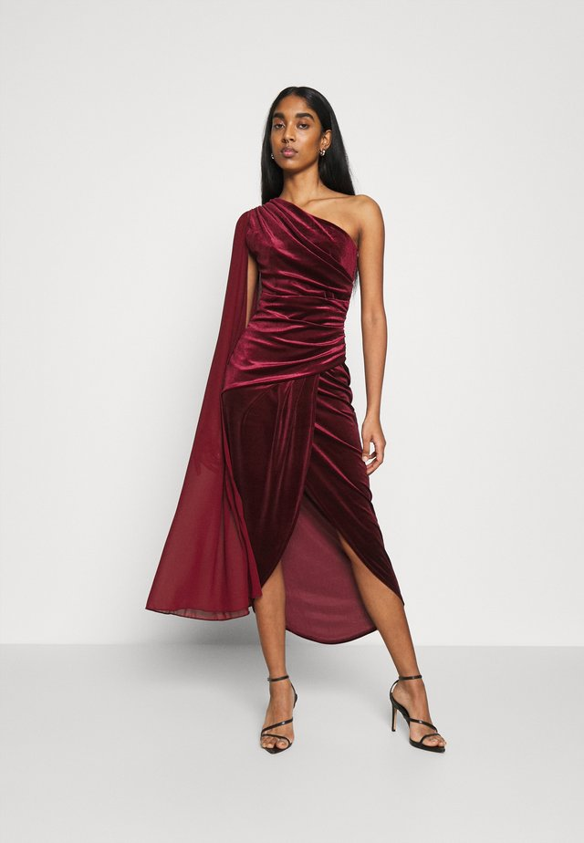 INAYA - Cocktailkleid/festliches Kleid - wine