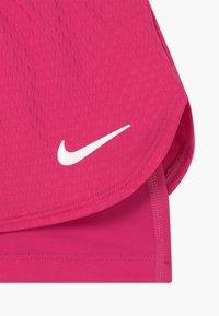 Nike Performance - SHORT 2-IN-1 - Krótkie spodenki sportowe - vivid pink/white - 3