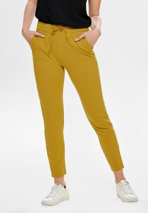 PRETTY PANT JRS NOOS - Tracksuit bottoms - harvest gold