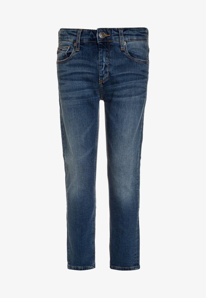 Tommy Hilfiger - BOYS SCANTON  - Jeans Slim Fit - light blue