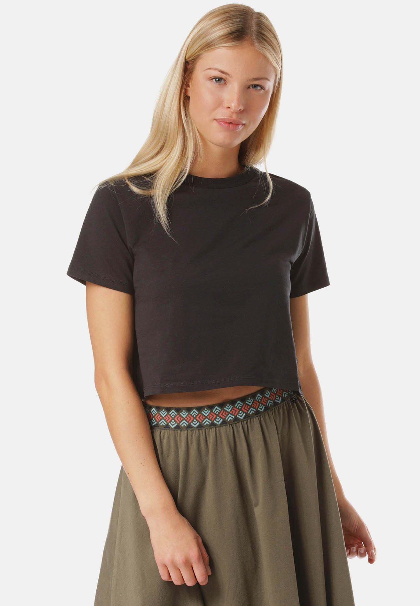 Damen T-SHIRT LAMU - T-Shirt basic