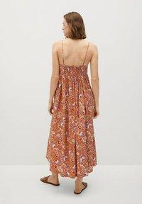 Mango - CECI - Vestido informal - oranje - 1
