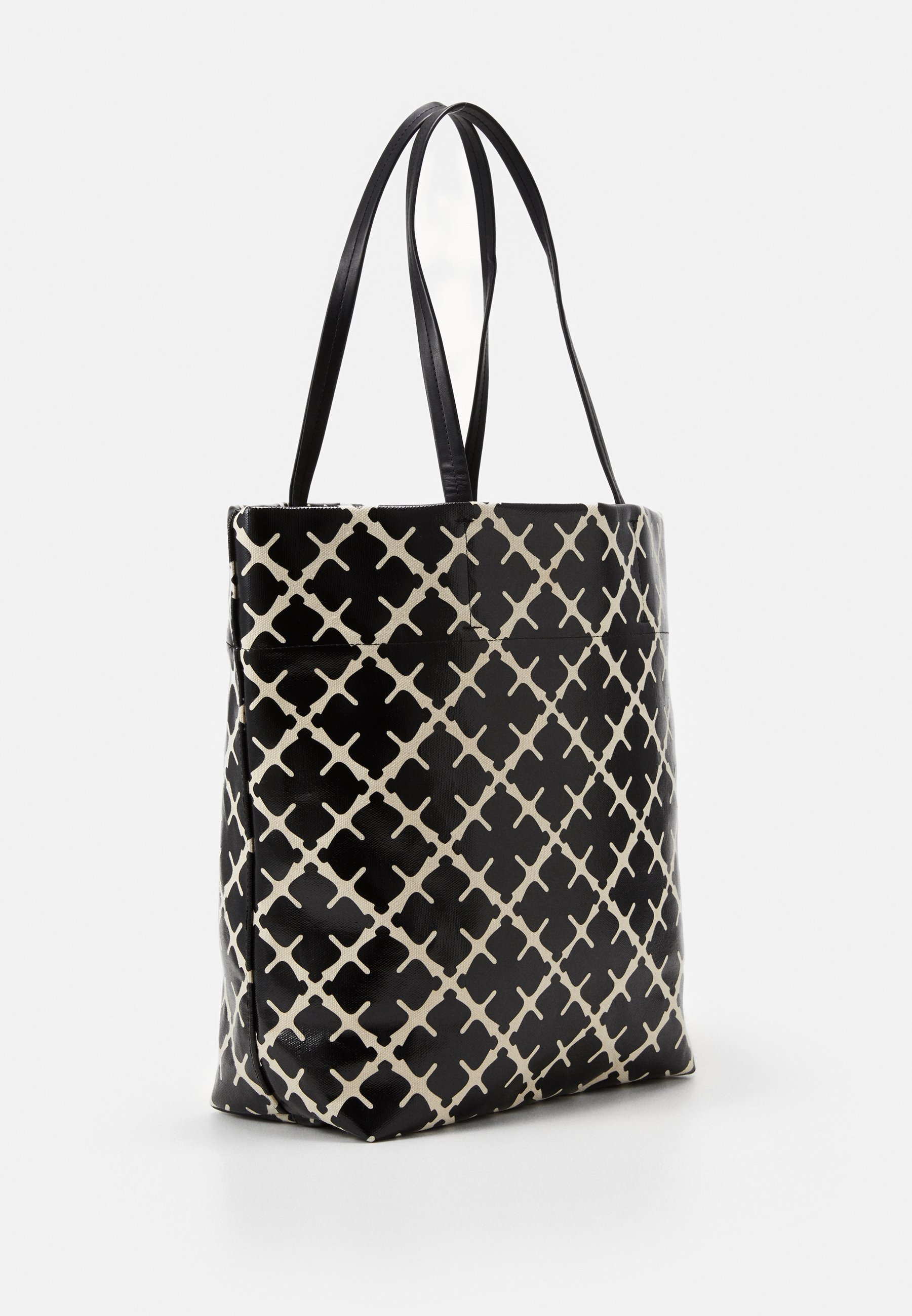 By Malene Birger Agnes Tote - Shopping Bag Soft White/schwarz