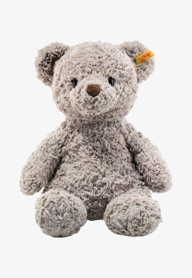 TEDDYBAER HONEY - Cuddly toy - grey