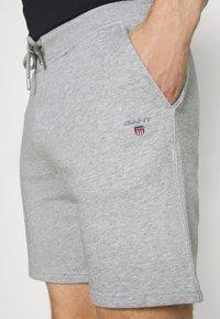 GANT - ORIGINAL - Shorts - grey melange - 3