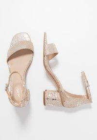 ALDO - VALENTINA - Sandals - light silver - 3