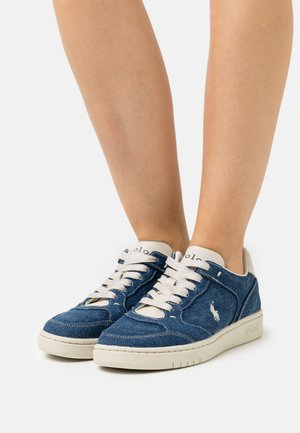 COURT - Sneakersy niskie - indigo