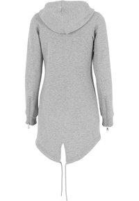 Urban Classics - Zip-up hoodie - grey - 1