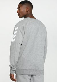 Hummel - HMLGO  - Sweatshirt - grey melange - 2