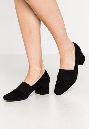 PALOA - Classic heels - schwarz