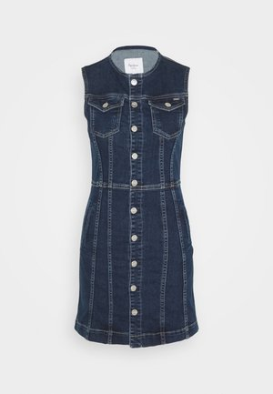 LINEA - Denim dress - denim