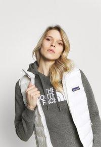 The North Face - DREW PEAK HOODIE - Sweatshirt - medium grey heather - 3