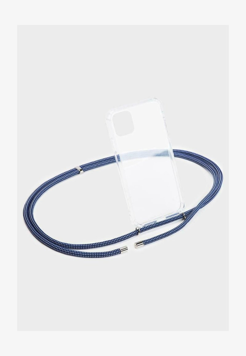 Phonelace - BASIC IPHONE 12 MINI - Phone case - nightsky/silver