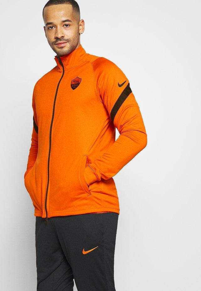 AS ROM DRY  - Chándal - safety orange/black