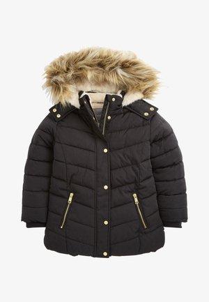 SHOWER RESISTANT  - Winter jacket - black