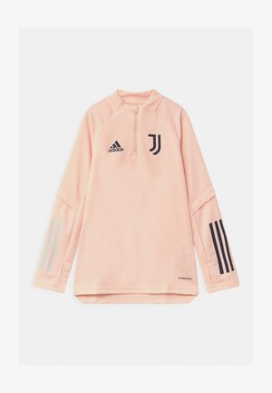 JUVENTUS AEROREADY SPORTS FOOTBALL UNISEX - Club wear - pink/dark blue
